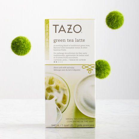 Tazo® Green Tea Latte Concentrate. $4.95 at StarbucksStore.com