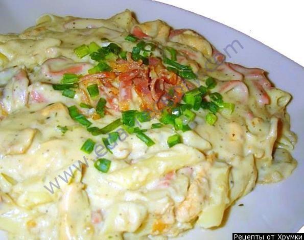Видео кулинарные рецепты салатов с курицей грибами и ананасами