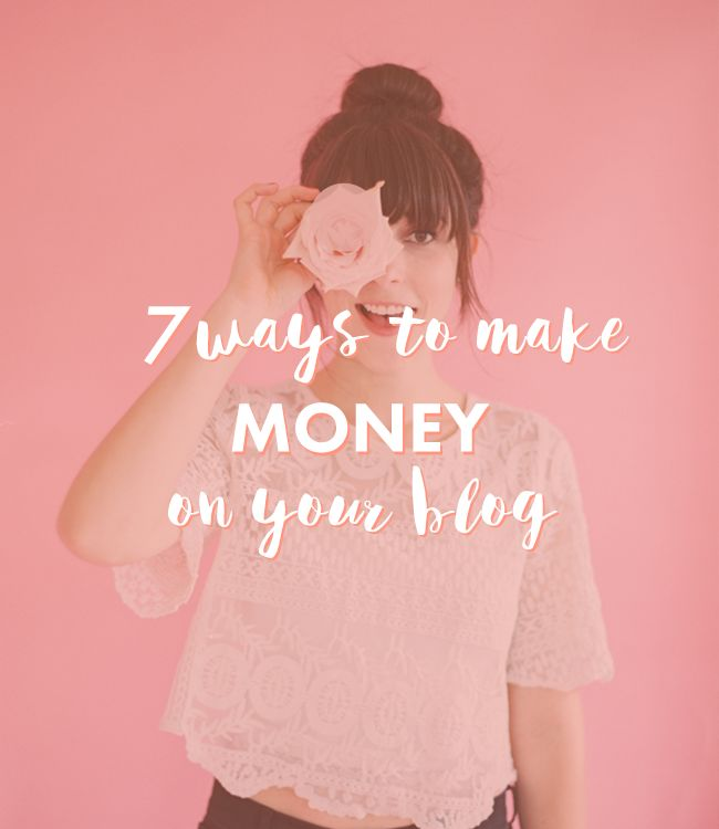 Thinking about making some money on your blog? There are a lot of great ways that you can collect some revenue on your site. Even if you don't have a lot of traffic, you can get started immediately!