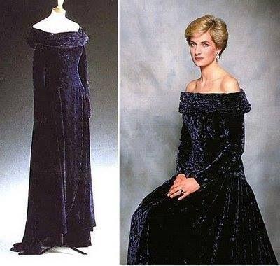 110 besten Princess Diana\'s dress collection Bilder auf Pinterest ...