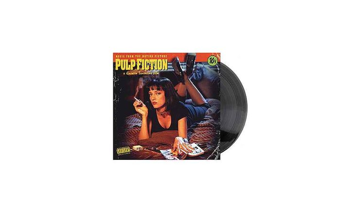 Pulp Fiction OST Vinyle - Urban Outfitters