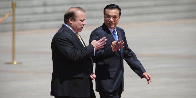 China Stands With Pakistan On Kashmir Issue, Li Keqiang Tells Nawaz Sharif