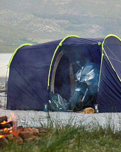Natur entdecken: Camping-Ausstattung - bei Tchibo