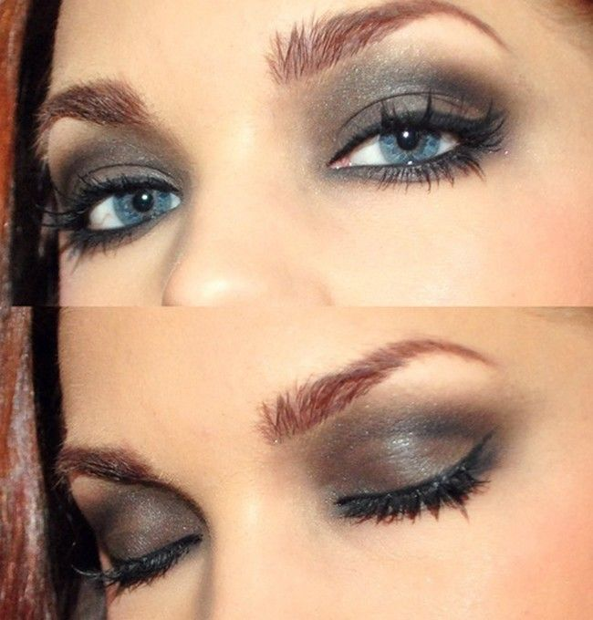 Makeup For Redheads With Blue Eyes