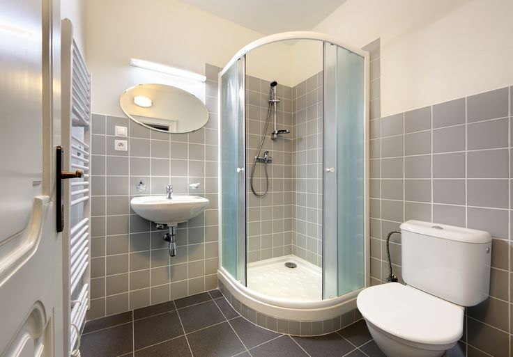 Koupelna hotelu Panská