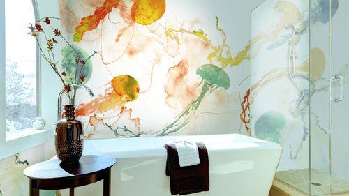 Photo wallpaper / non-woven JELLY FISH Glamora S.r.l.