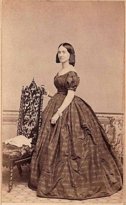 19 век... нет, уже не мода. Просто одежда. (Фото 31)