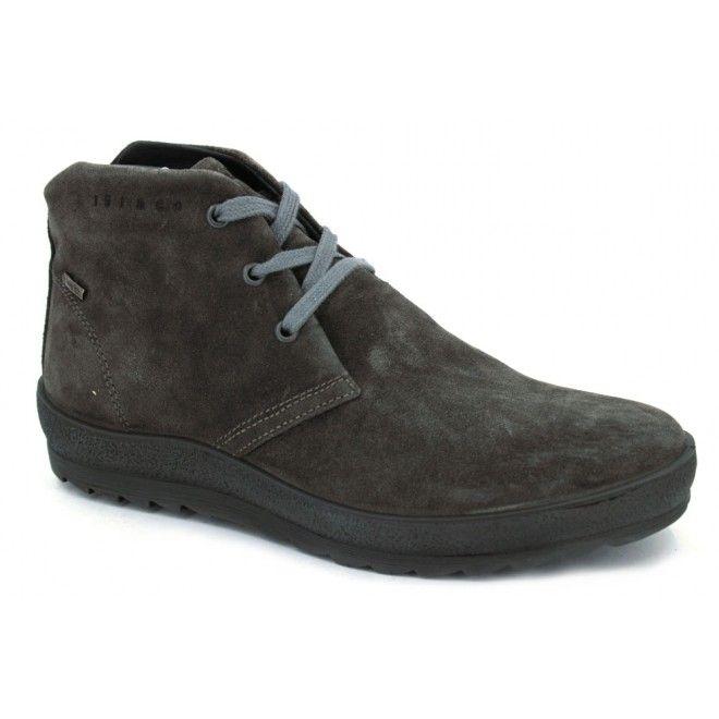 IGI&Co Zapatos de Cordones de Piel Para Hombre Negro Size: 43 hUMaPCkraZ