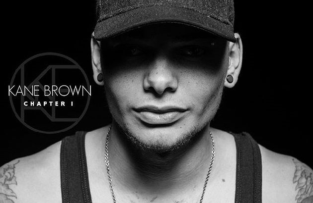 "Kane Brown Announces Debut EP – ""Chapter 1"""