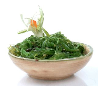 The Natural Fat Blocker - Seaweed !