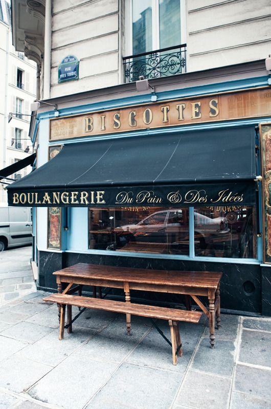 Du pain et des Idées, one of the best bakery of Paris, 34 Rue Yves Toudic, Paris X