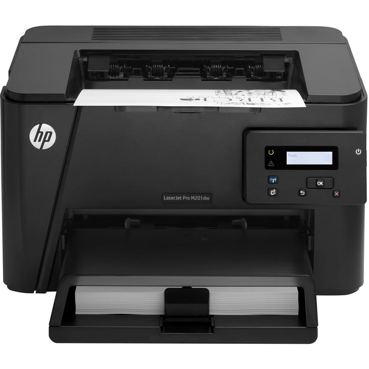 HP LaserJet Pro M201DW Laser Printer - Refurbished - Monochrome - 480 #CF456AR#BGJ