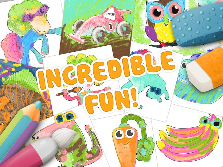 #Memollow #Coloring Pages - #creative #app for #kids