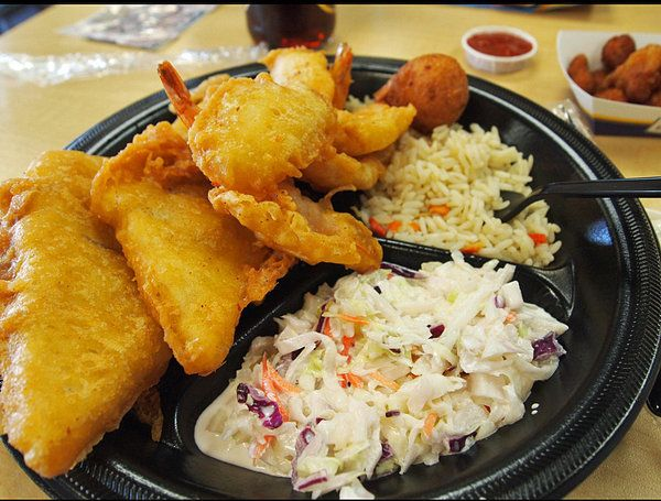 Long John Silver's Copycat Recipes: Coleslaw.  Hate to admit it, but I love their coleslaw.