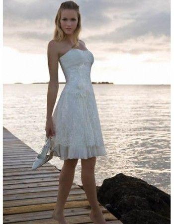 Best 20 Short beach wedding dresses ideas on Pinterest Short