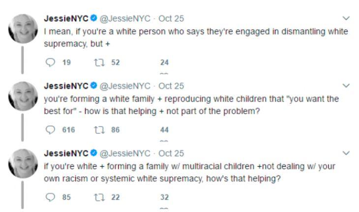 Bless Her Heart.... NY Professor: Having 'White Nuclear Family' Promotes White Supremacy