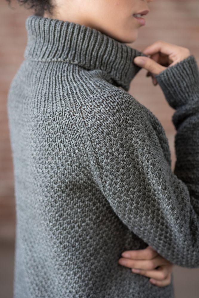 7ef8194b325074 Berroco Cotolana Ellery Pullover Knitting Pattern F17 PDF