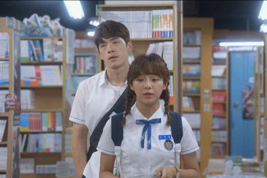 'School 2017': 'Trai xấu' Kim Jung Hyun rung động khi thấy nụ cười tỏa nắng của Se Jeong