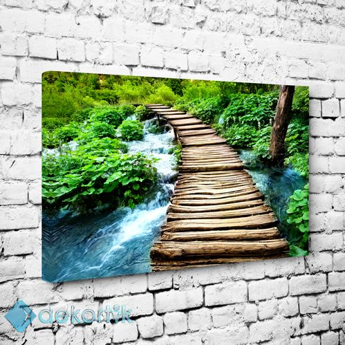Natural Doa Tablo #natural_kanvas_tablolar #Manzara_tabloları