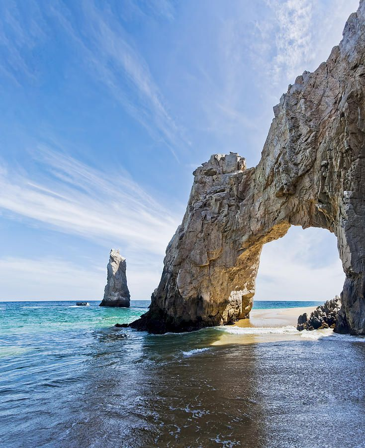 Cabo San Lucas Arch Photograph  - The first and only time I've been here was for my brother's wedding and we were so busy trying to fit as much activity as we could in the few short days we were here that I didn't really get to enjoy the splendor of this place.  Maybe next time...