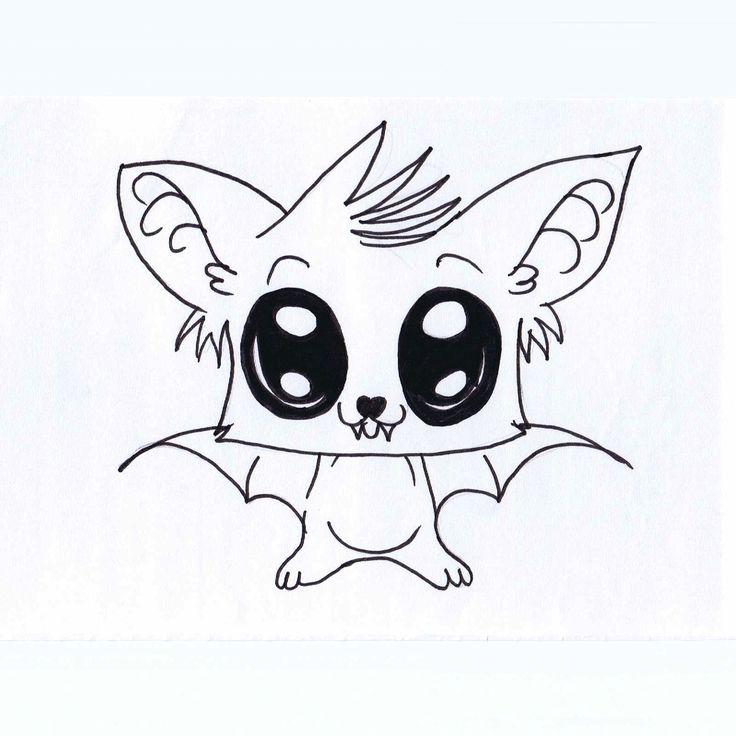 Cute Drawings - Dr. Odd | Cute drawings, Animal drawings ...