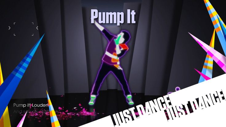 Just Dance 3 - Pump It