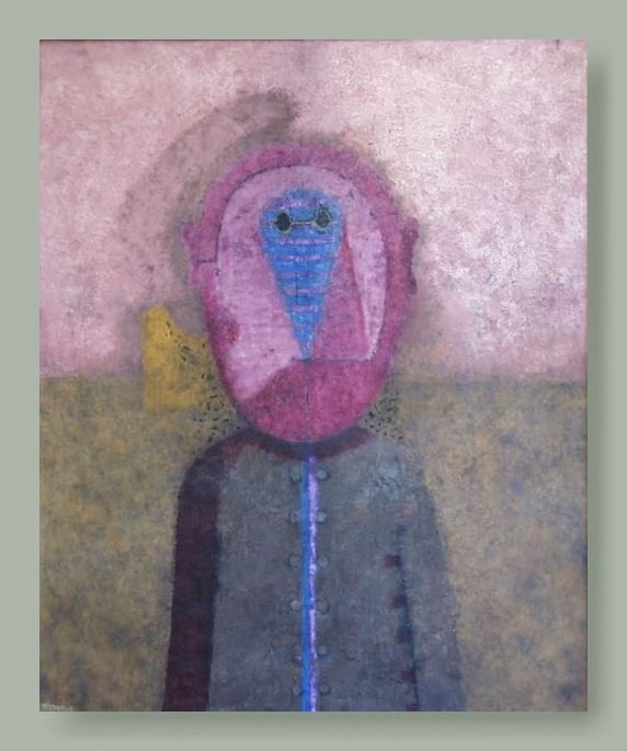 Rufino Tamayo painting