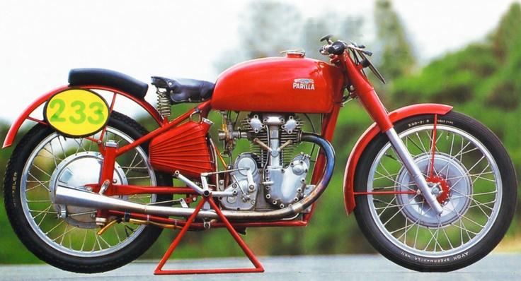 Moto Parilla SS250 Racer