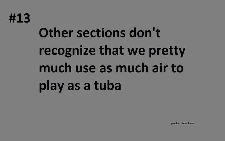 Flute Problems only the tubas air stays in the instrument while only half does for the flute