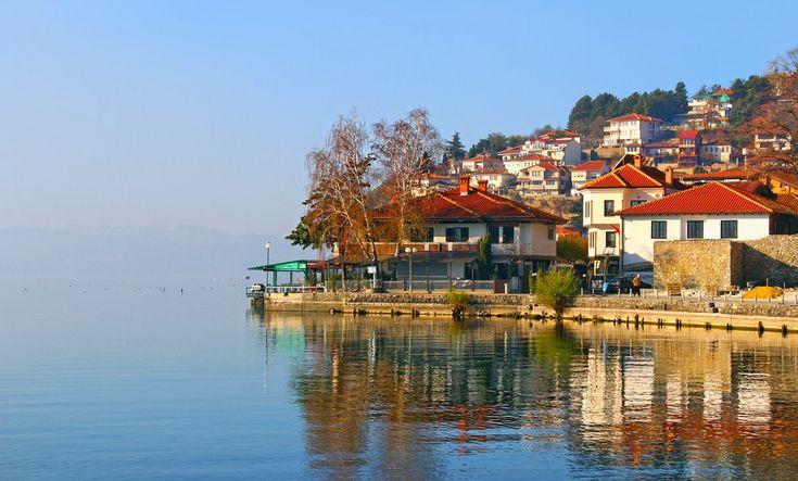 Ohrid-Makedonya-gezi