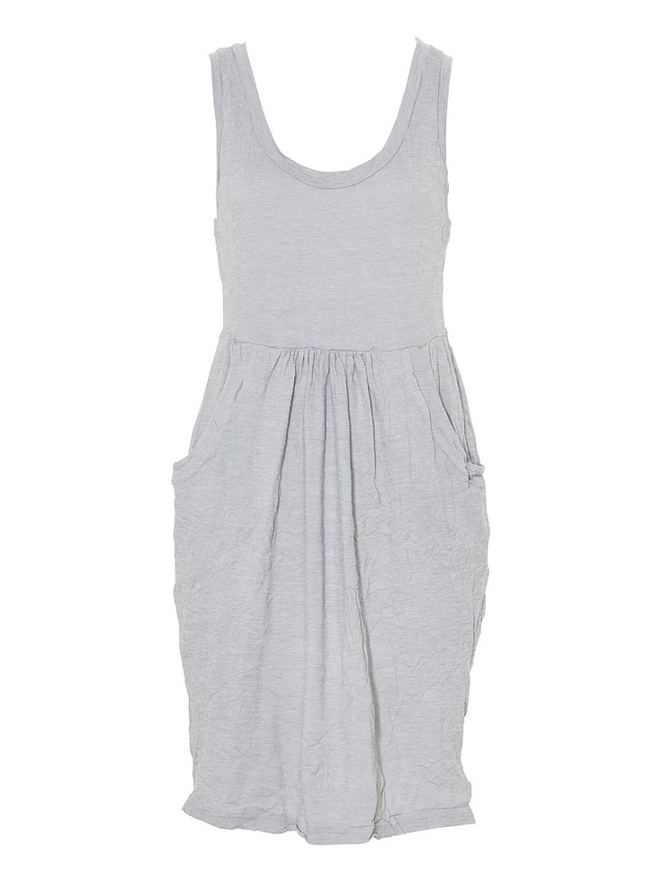 Audrey Tank Dress in Eclipse
