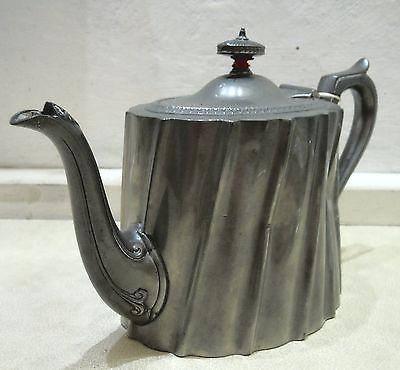 Antique Victorian James Dixon \u0026 Sons Silver Plated Teapot | eBay & 11 best Silverware images on Pinterest | Antique silver Sheffield ...