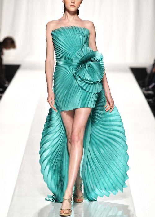 Fausto Sarli 2010 Haute Couture Pinterest Bella