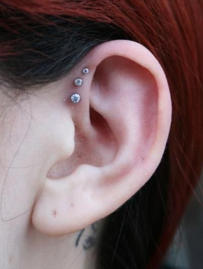 best 25 anti helix piercing ideas on pinterest piercing ideas triple helix piercing and ear. Black Bedroom Furniture Sets. Home Design Ideas