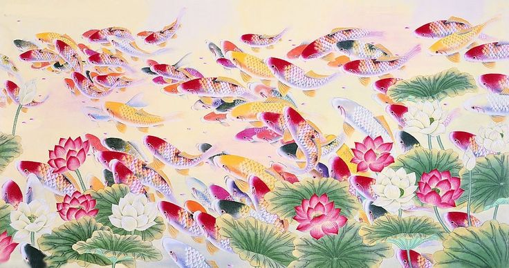 One Hundred Fish 一个百鱼  (1024×540):