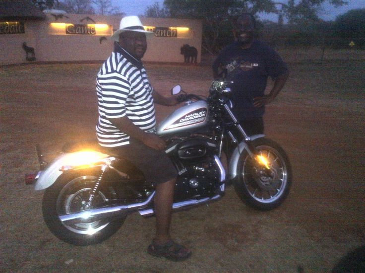 A new pair of Harley wheels will be on the road in Swaziland this weekend. Congrats to Sipho Twala. Take the R for a trip and keep the rubber on the road!! Thank you for your purchase and support #BigFiveHarleyDavidson #Swaziland