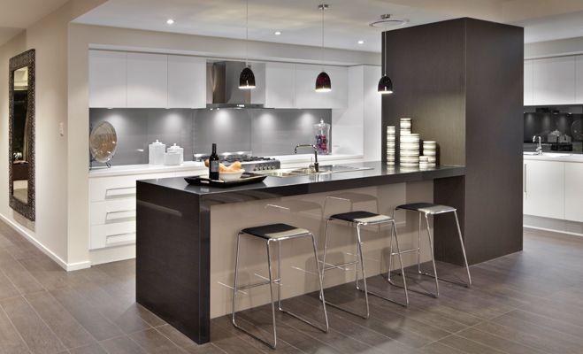 Balmoral | Kitchen By: Rawson Homes |