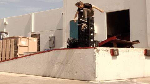 "Bryan Herman's ""Made Chapter 2"" B-Sides Teaser: Every Herman clip is golden, so prepare… #Skatevideos #bryan #BSides #Chapter #Herman_s"