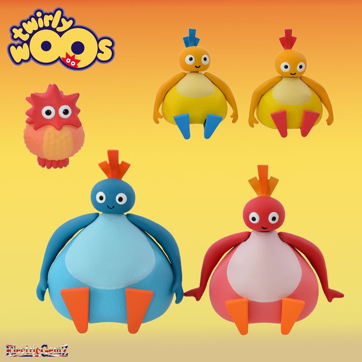 Image result for twirlywoos characters