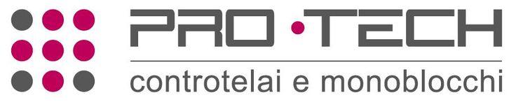 Logo Protech srl, 2014.