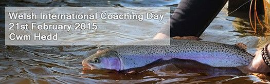If you're in the south Wales area and are looking for some fly fishing tuition, call along to Cwm Hedd Lakes on 21st February where a selection of top Welsh International anglers will be on hand for casting tuition, fly tying demonstrations and fly fishing talks. #FlyFishingBasics