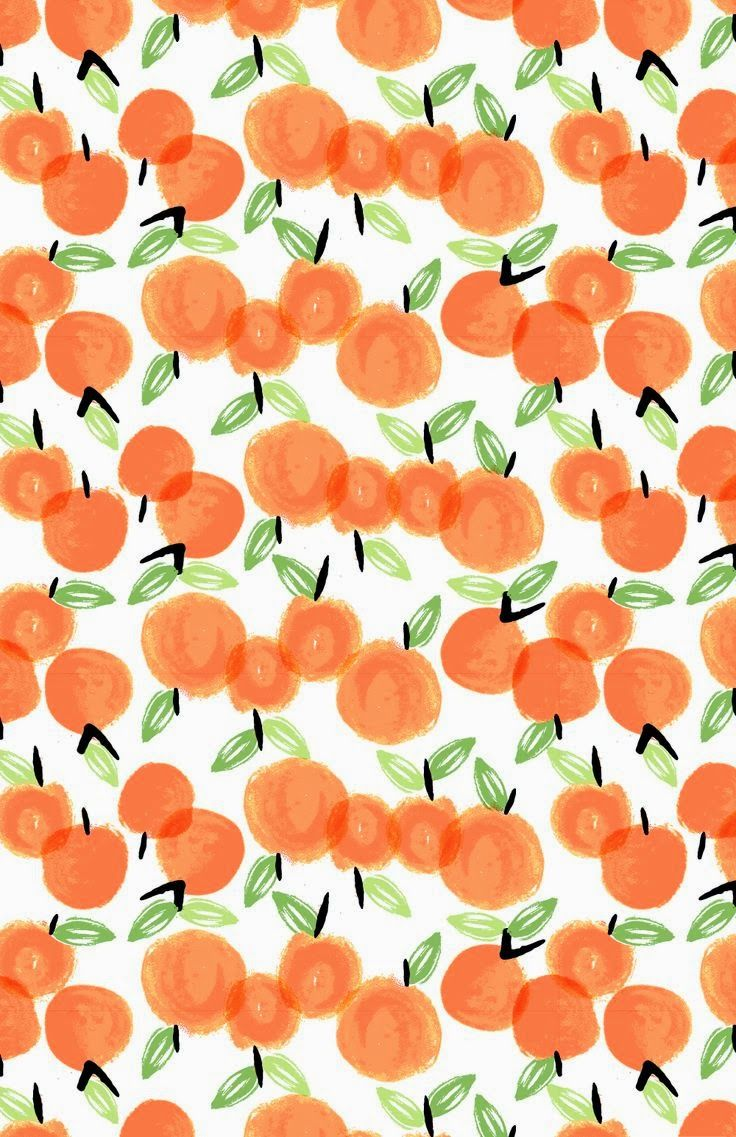 Iphone wallpaper tumblr fall - Iphone 5 Wallpaper Background Summer Oranges