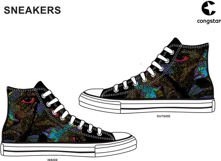 Sneakers click and vote