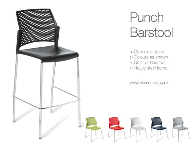 Punch barstool officedecor.co.nz