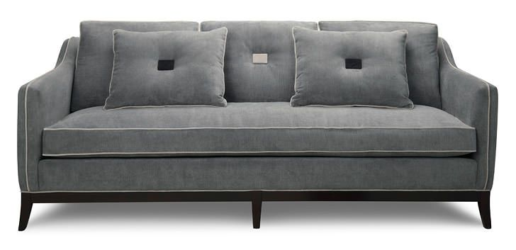 The Sutherland Sofa is part of the Jane by Jane Lockhart furniture line.