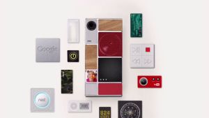 Project Ara Finally, we come to something else that's happening for real, although in this case, no-one's quite sure when it will come to fruition. It is, of course, Google's Project Ara, the fully modular smartphone that lets you swap out bits for other, more advanced bits, whenever the mood takes you. While the overall look might not be to everyone's tastes (the modular nature makes it look a bit segmented, like a sort of… Phone Centipede… yeah, best not to dwell on that image too long)…