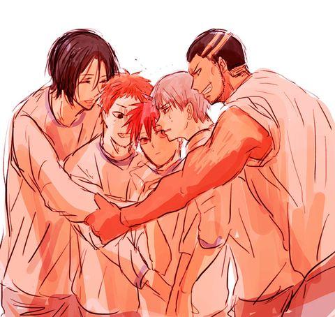 Kuroko no Basket (黒子のバスケ) - Rakuzan High (洛山高校) -「2014まとめ.2」/「目次」の漫画 [pixiv]
