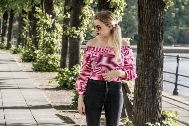 Outfit: Take me cherry picking – The Pink Flamingo Diaries