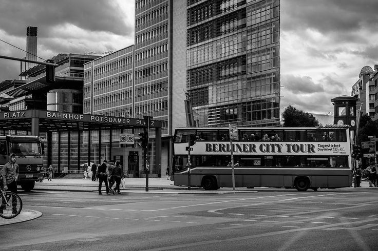Sightseeing Berlin (CC BY-NC-ND)