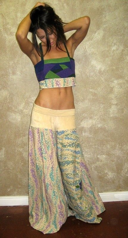 Comfy, cute, hippie style